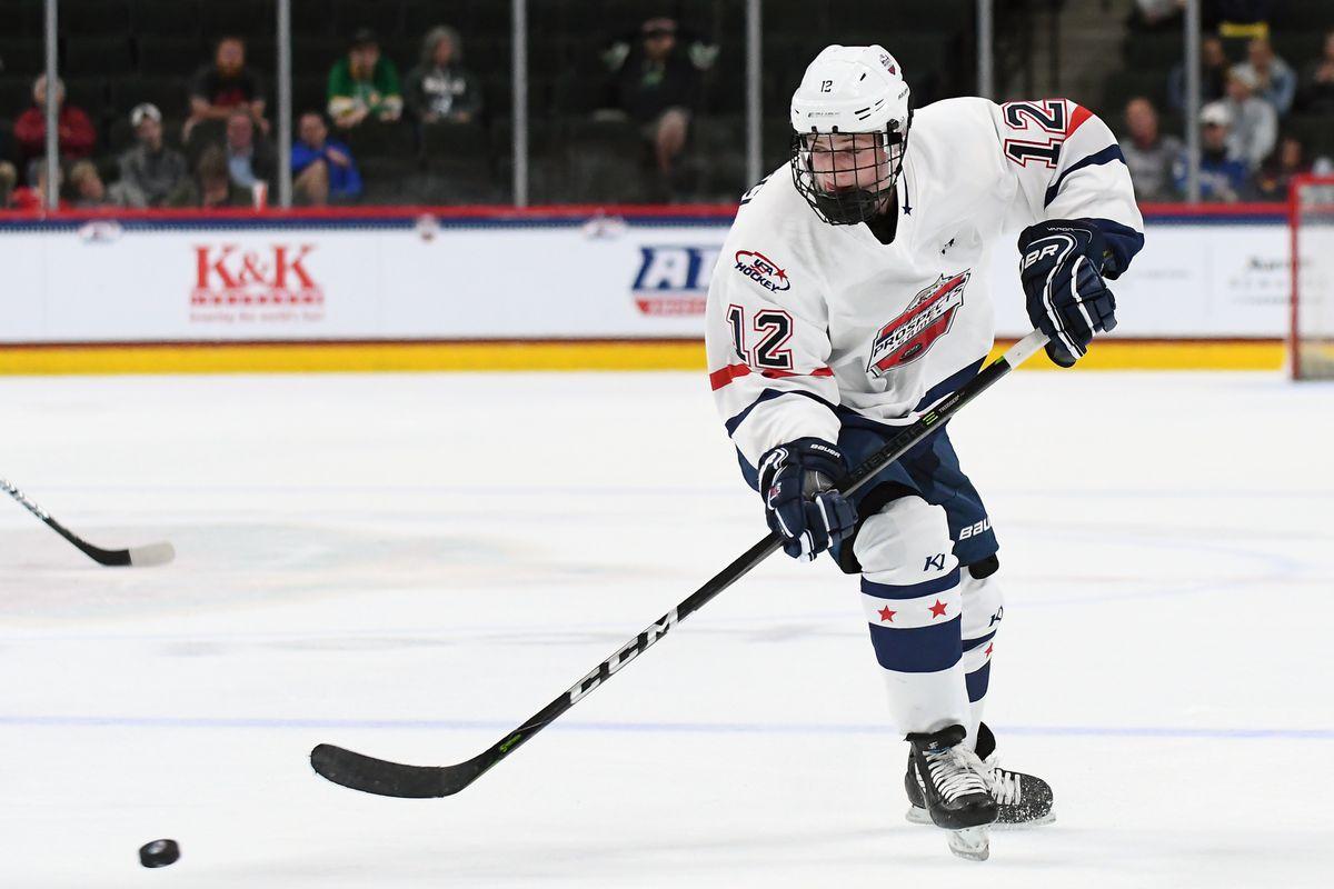 2019 NHL Draft: John Farinacci hopes to follow Ryan Donato's footsteps