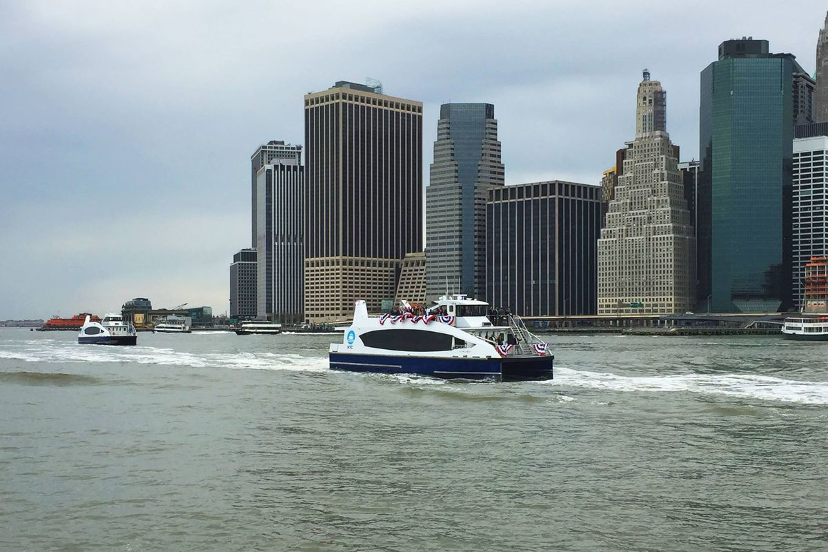 NYC Ferry's Astoria route to launch in August