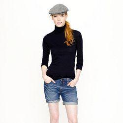 "<a href=""http://www.jcrew.com/womens_feature/catalogjcrewcomexclusives/onlineshops/shorts/PRDOVR~75648/99102665155/ENE~1+2+3+22+4294967294+20~~~20+17~15~~~~~~~/75648.jsp"">Denim short in faded indigo</a>, $41.65 (was $79.50)"