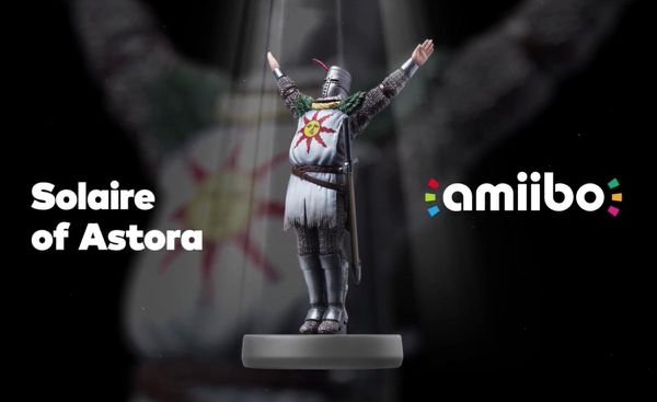 dark souls Nintendo Direct