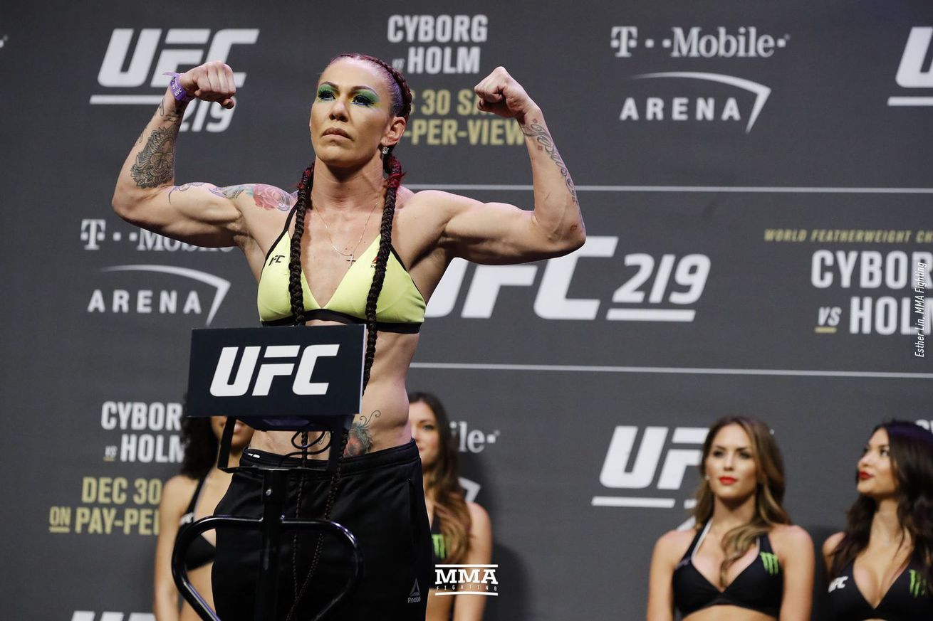 Will Cris Cyborg vs. Amanda Nunes happen in 2018?