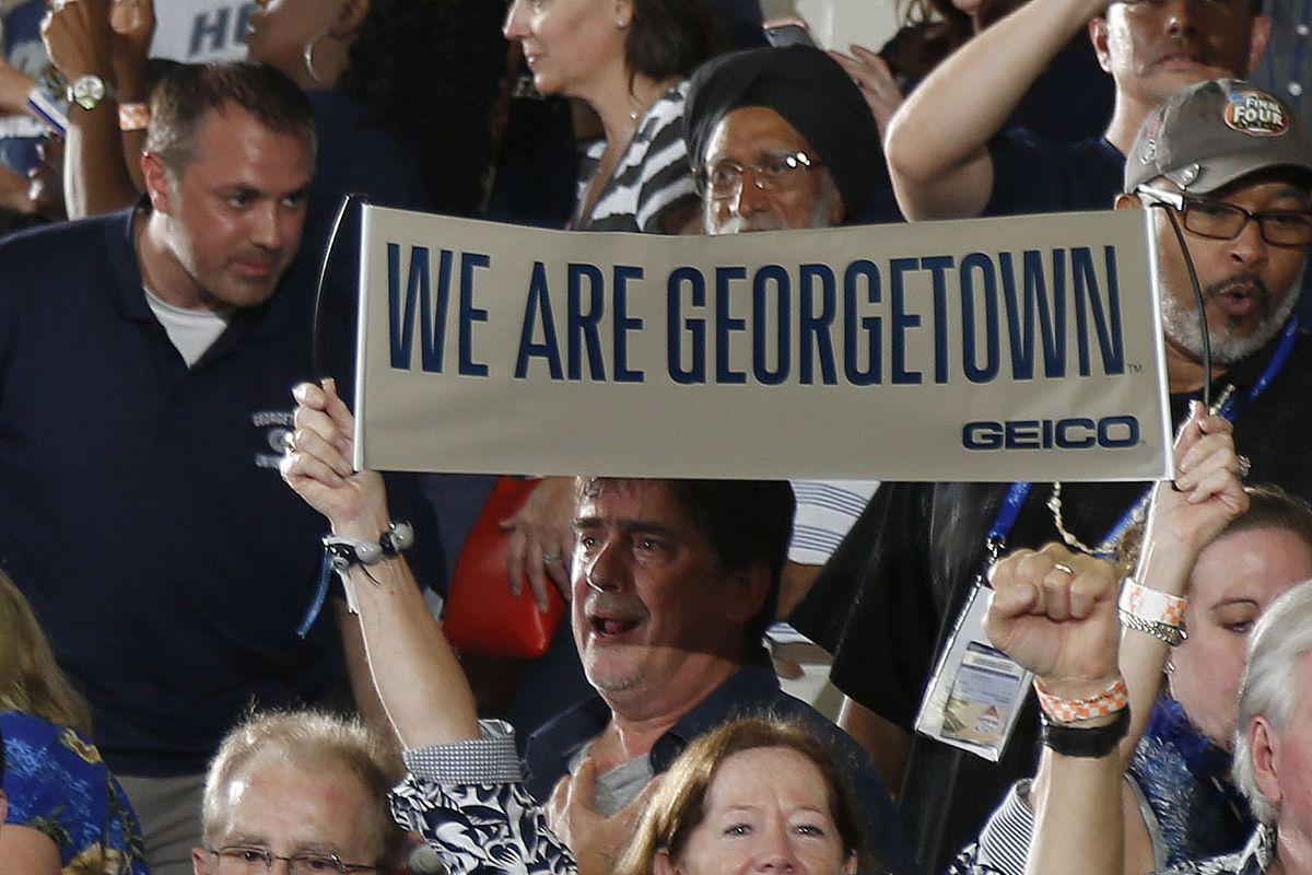 NCAA Basketball: Maui Invitational-Oregon at Georgetown