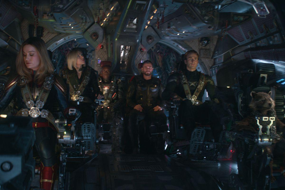 Avengers: Endgame and Game of Thrones dominate MTV award