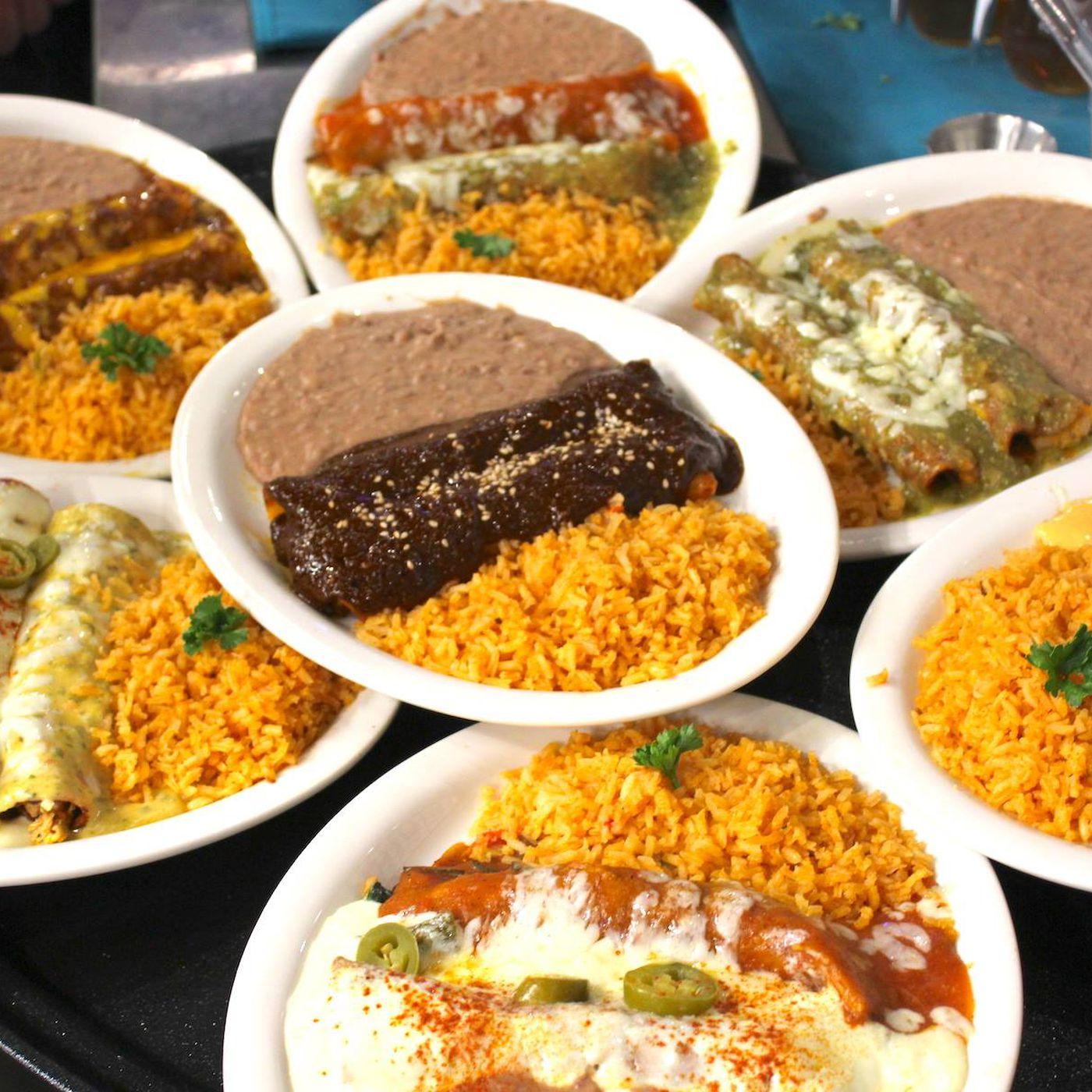Dallas's Best Tex-Mex: Where to Eat the City's Best Enchiladas, Fajitas,  and More - Eater Dallas