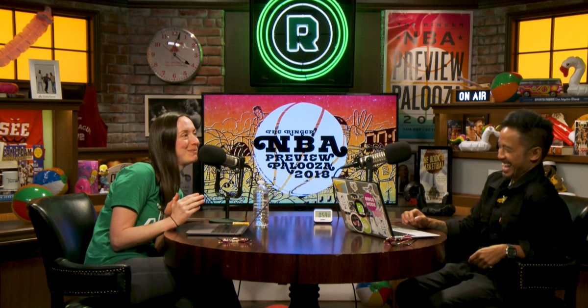 Binge Mode Nba Previewpalooza Edition The Ringer