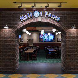 The Hall of Fame room