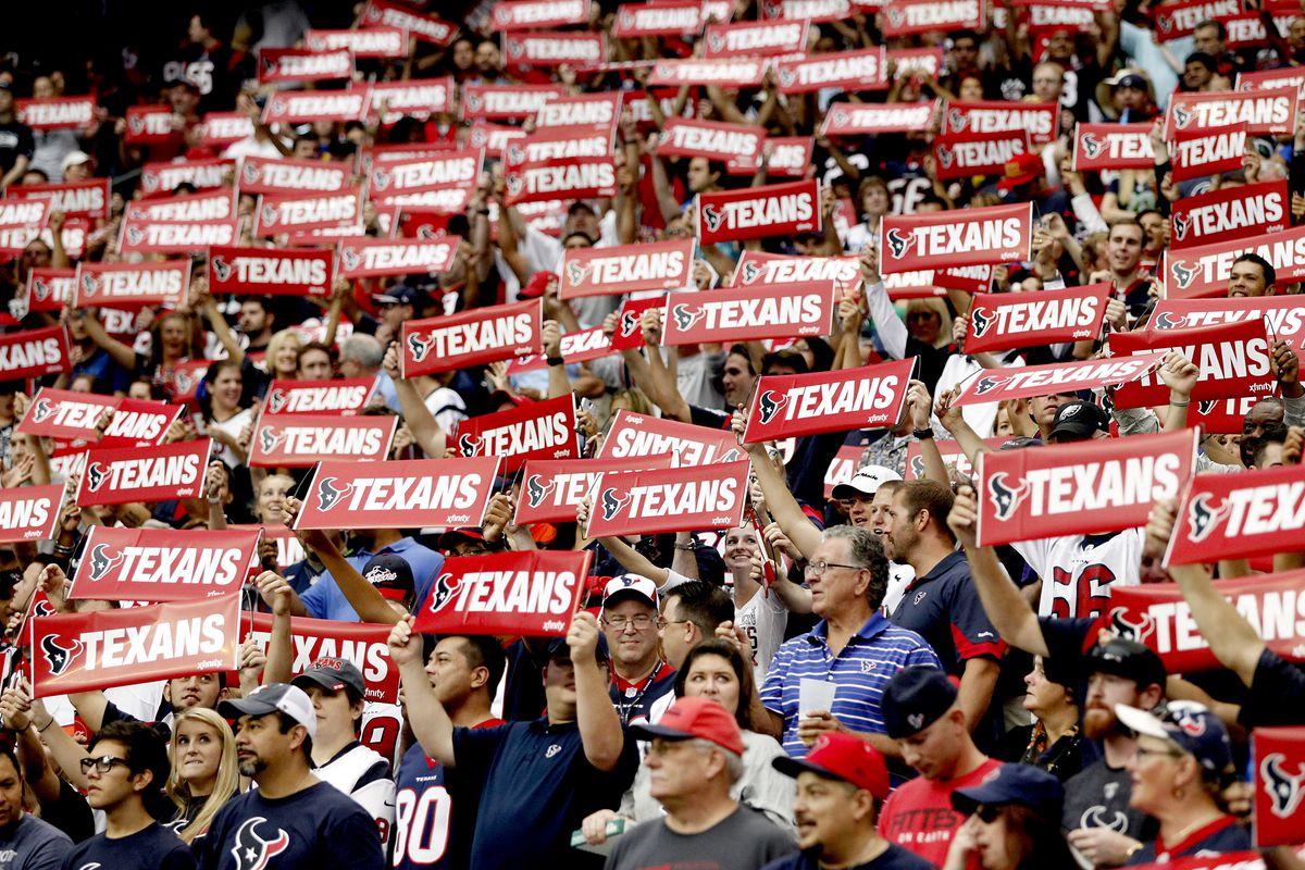 Seattle Seahawks v Houston Texans