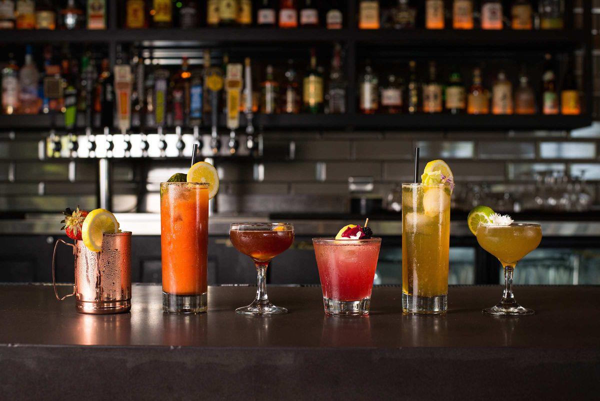 Tajima Cocktails