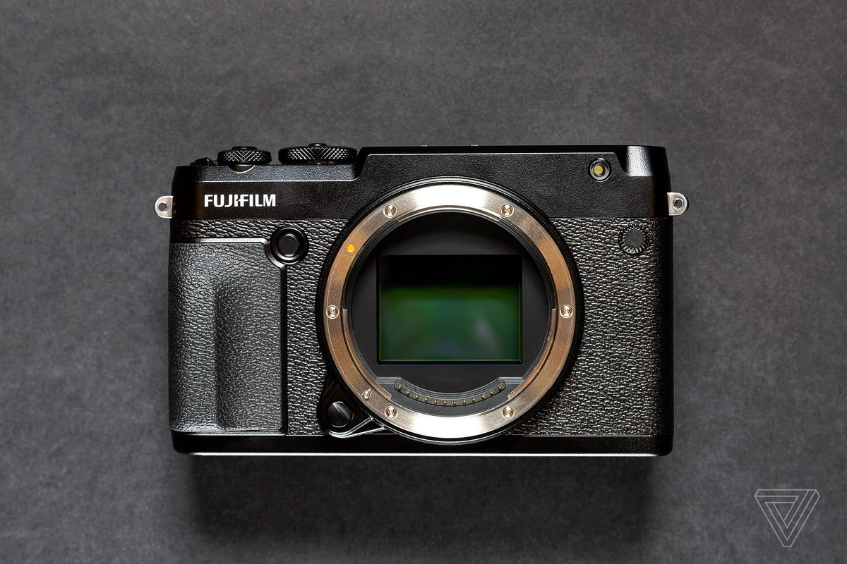 Fujifilm GFX 50R medium format camera review: bigger isn't