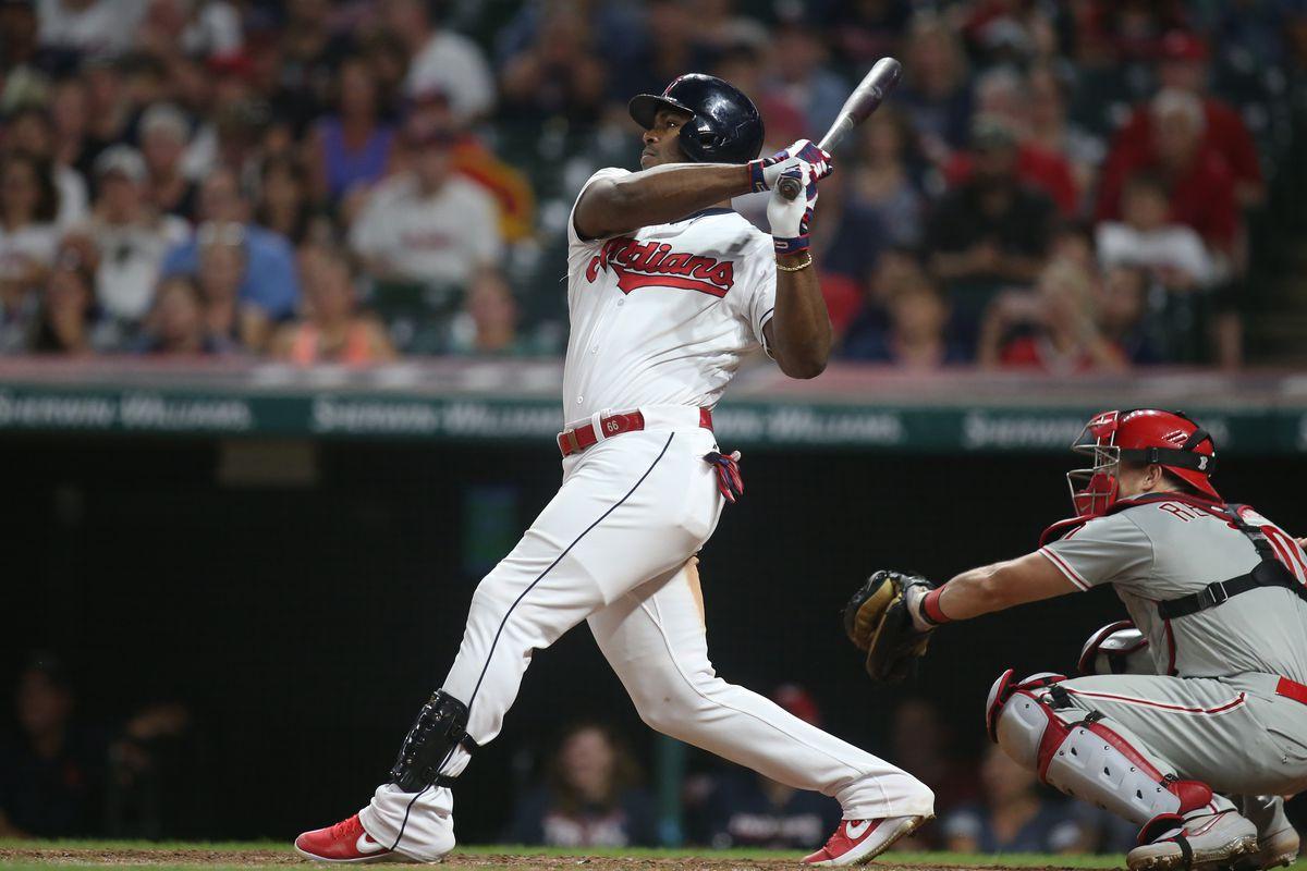 MLB: Philadelphia Phillies at Cleveland Indians