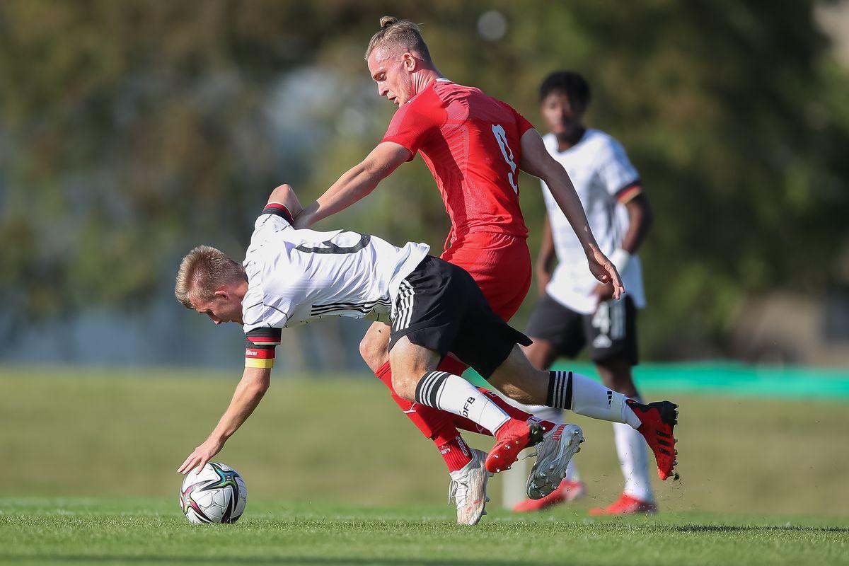 Germany U19 v Switzerland U19 - International Friendly