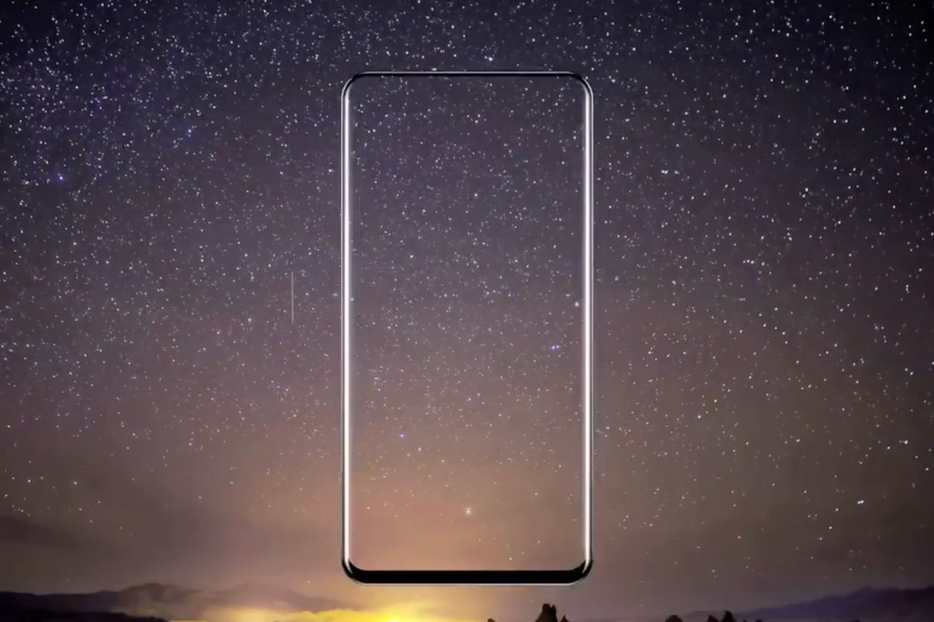 xiaomi s mi mix 2 may have even smaller bezels