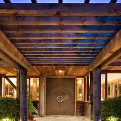 """<b>Ventana Inn Gallery</b>, 48123 California 1, Big Sur—Unlike Post Ranch across the street, the <a href=""""http://ventanainn.com"""">Ventana Inn</a> allows looky-loos on the premises for a little shopping (or dinner, we recommend reservations). Look for paint"""