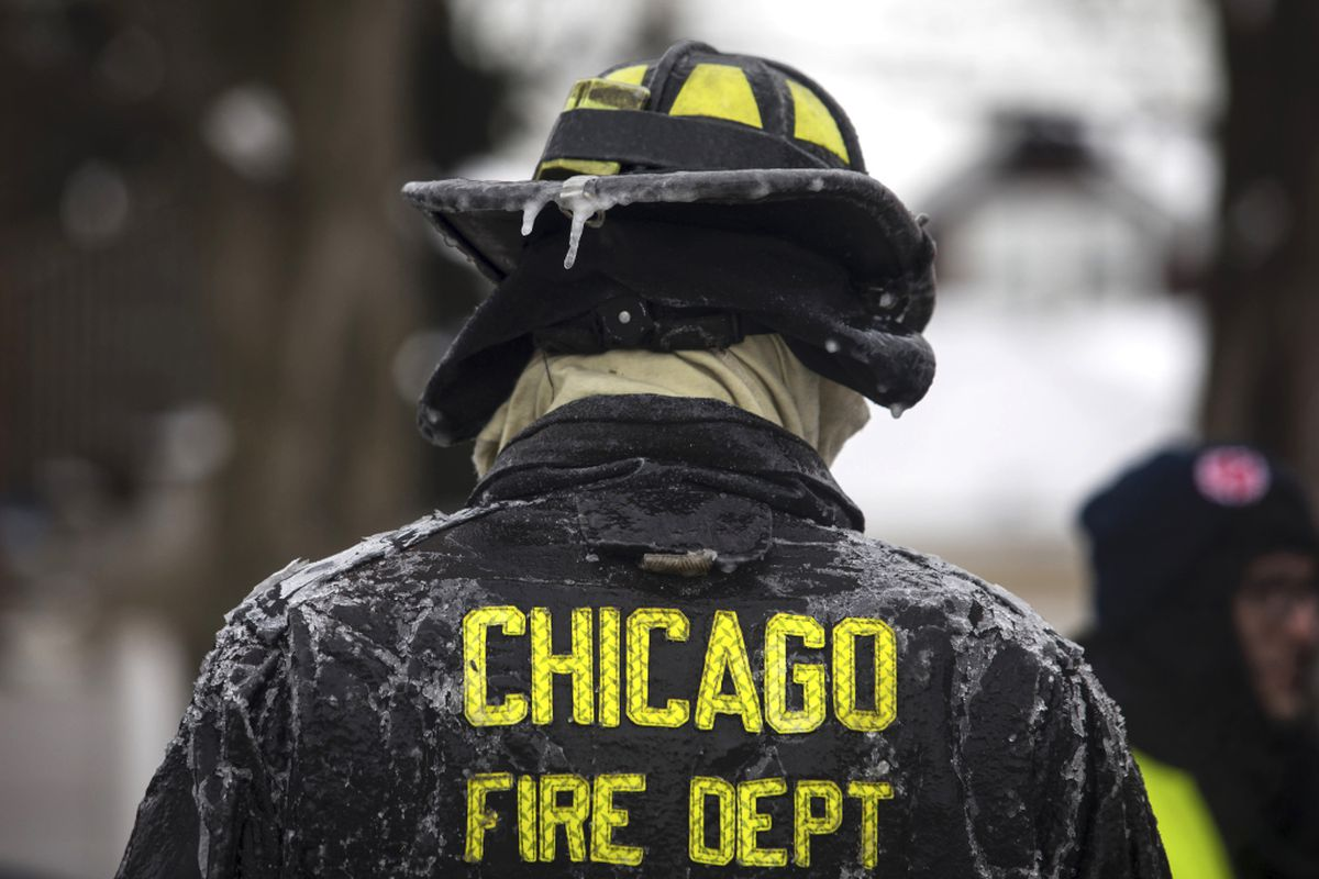 Forty-six members of the Chicago Fire Department have tested positive for the coronavirus, the department said Tuesday, April 7, 2020.