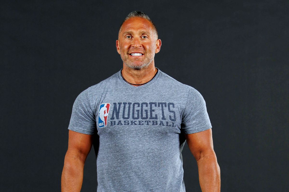 Nuggets Strength and Conditioning coach Steve Hess