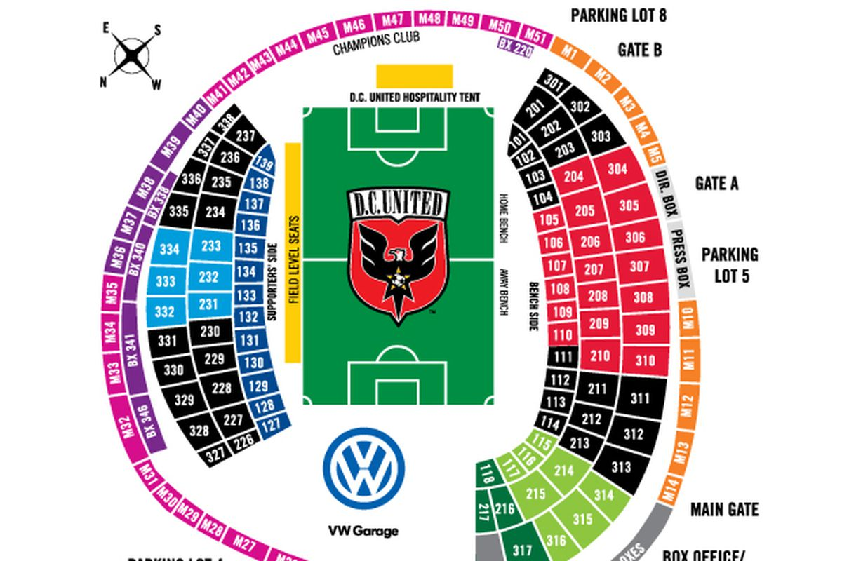 Did Dc United Really Just Raise Season Ticket Prices For Most No
