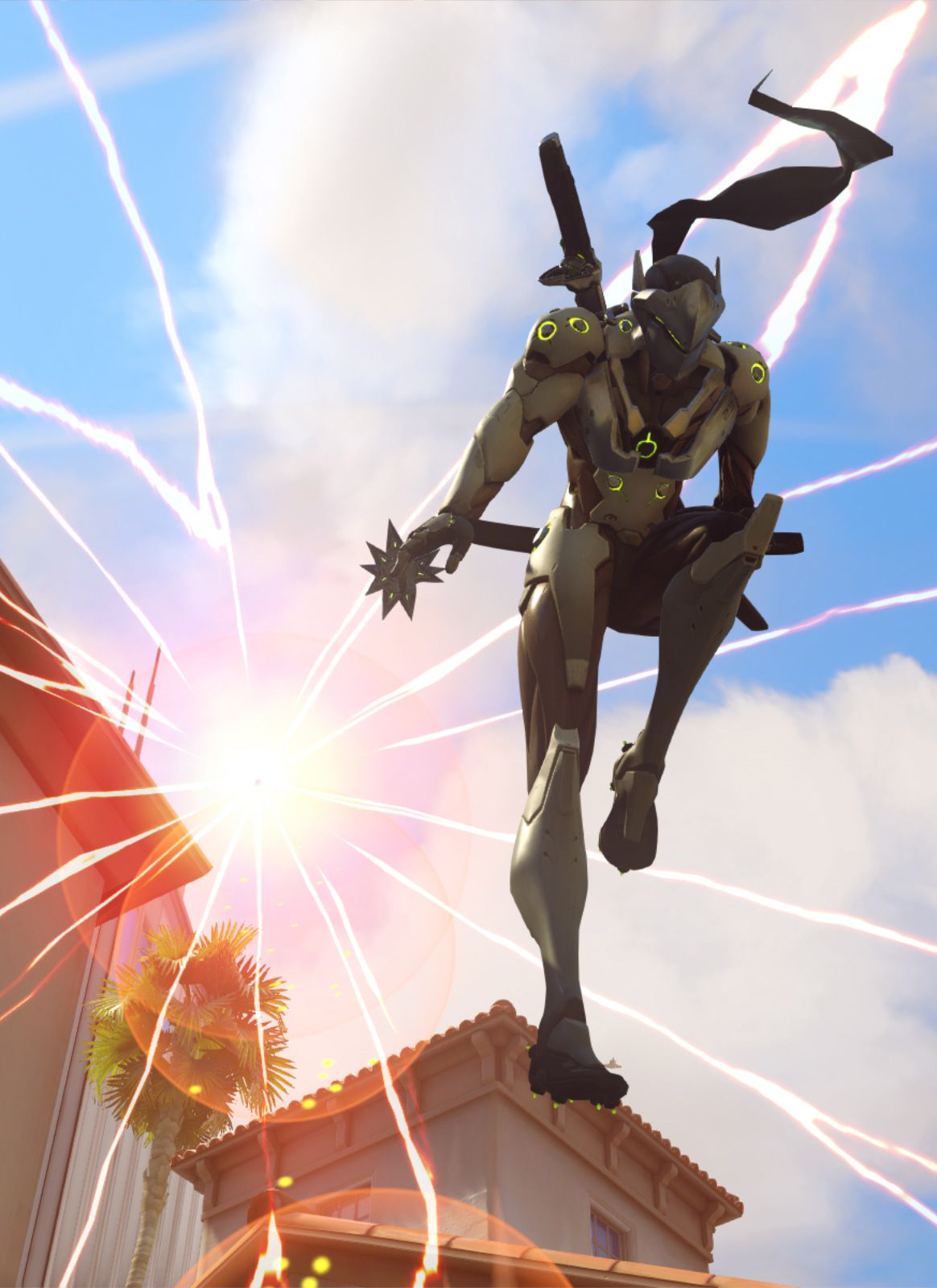overwatch review screen 1 tall