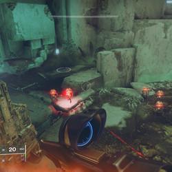 Watcher's Grave Vex Transponder