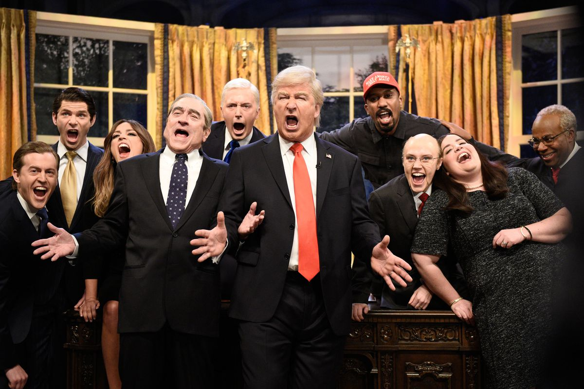Alec Baldwin says 'I'm so done' playing Donald Trump on 'SNL'