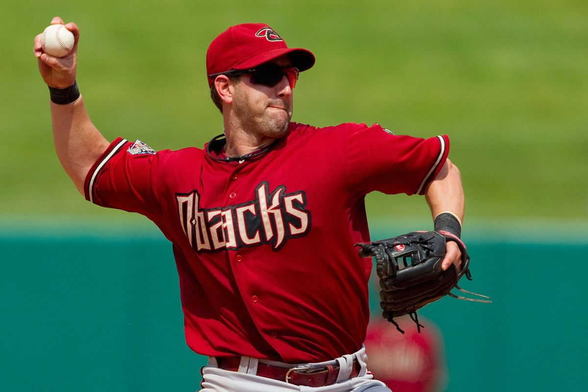 Willie Bloomquist is off to a great start in his rehab assignment with Reno.