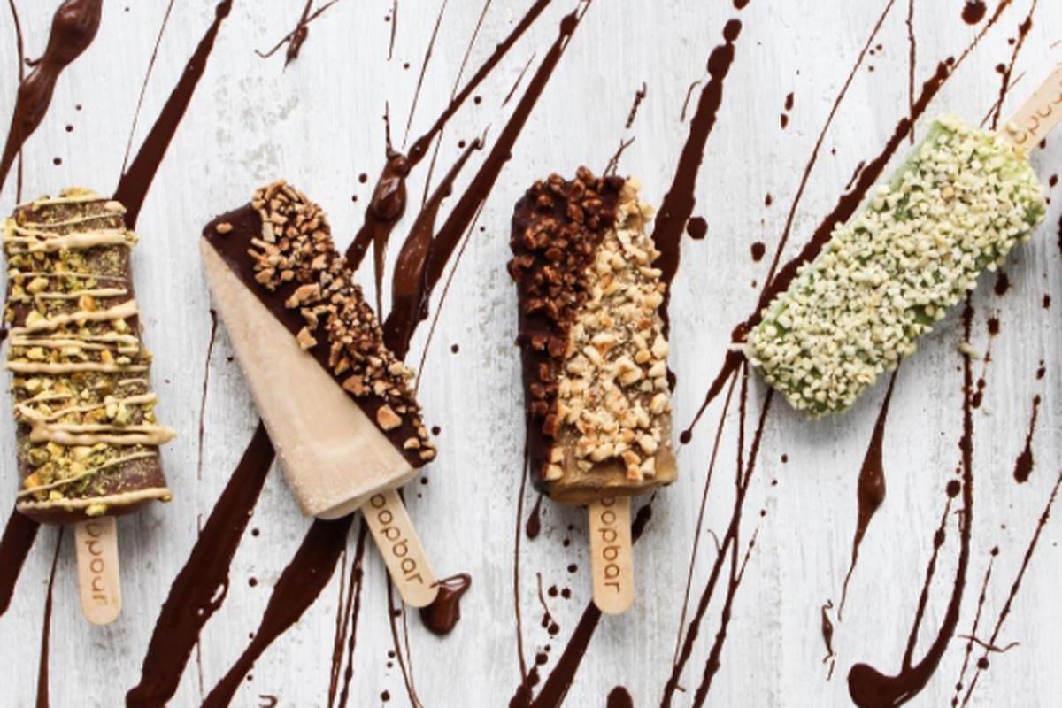 Popbar's gelato popsicles