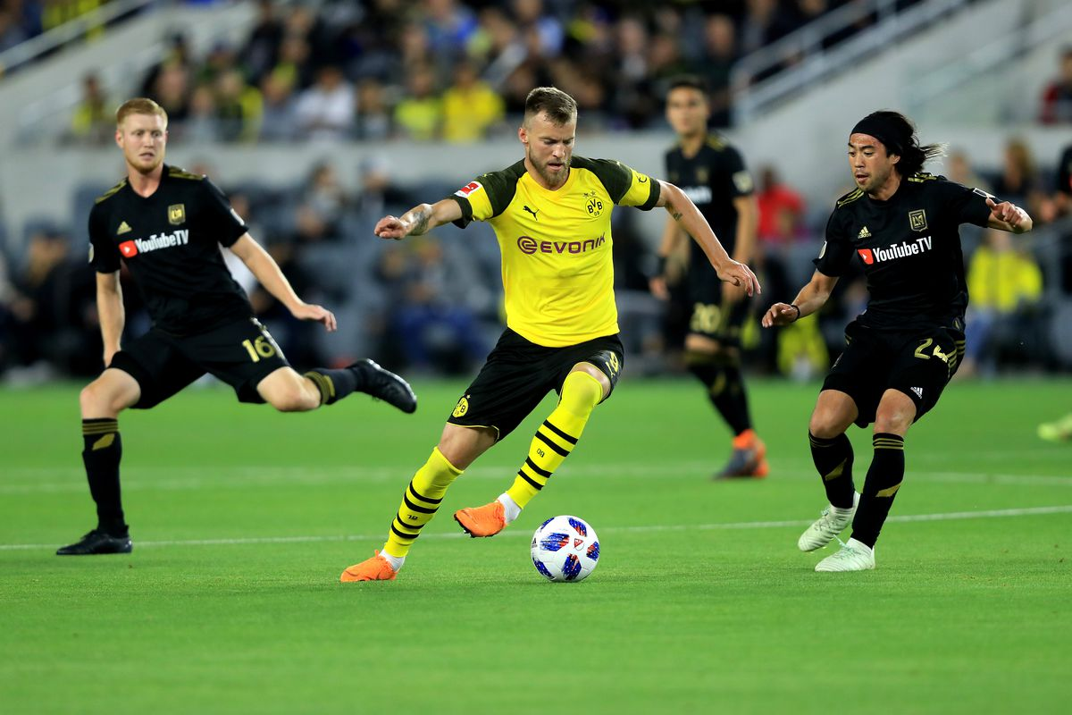 Borussia Dortmund v Los Angeles FC