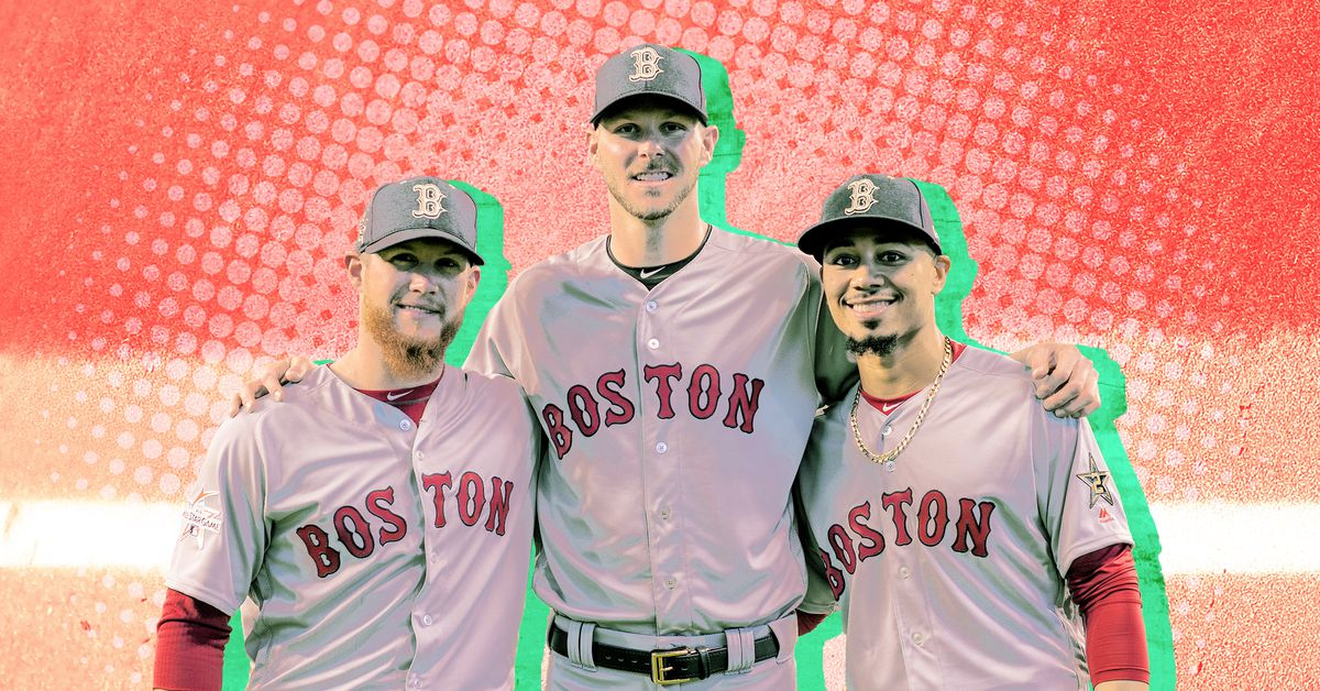 The 2018 Boston Red Sox Might Be the Best in Franchise History - The Ringer 48247762a1f