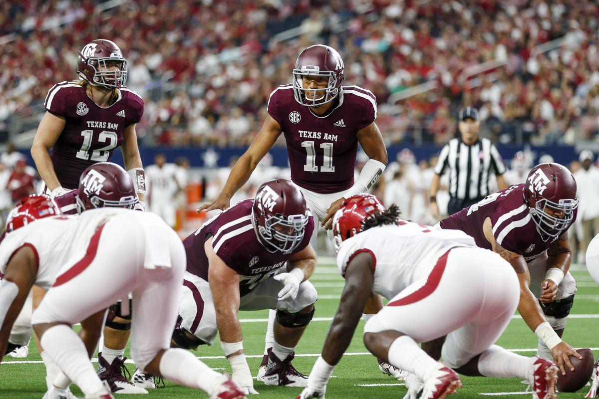 7872c9c8b09 Texas A&M releases 2019 football roster with a few notable ...