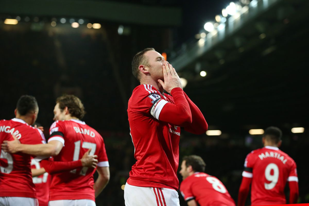 Will Wayne Rooney get on the score sheet against Sunderland?