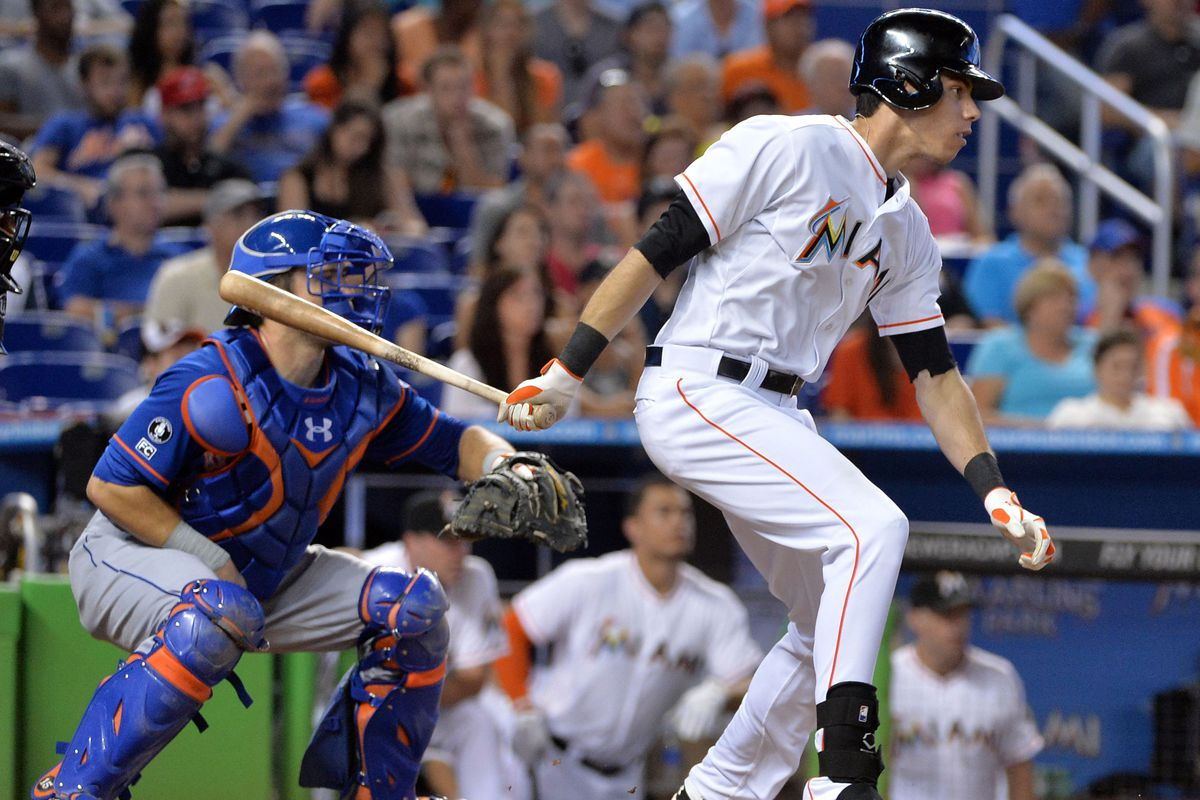 Should Yelich change his swing to generate more power?