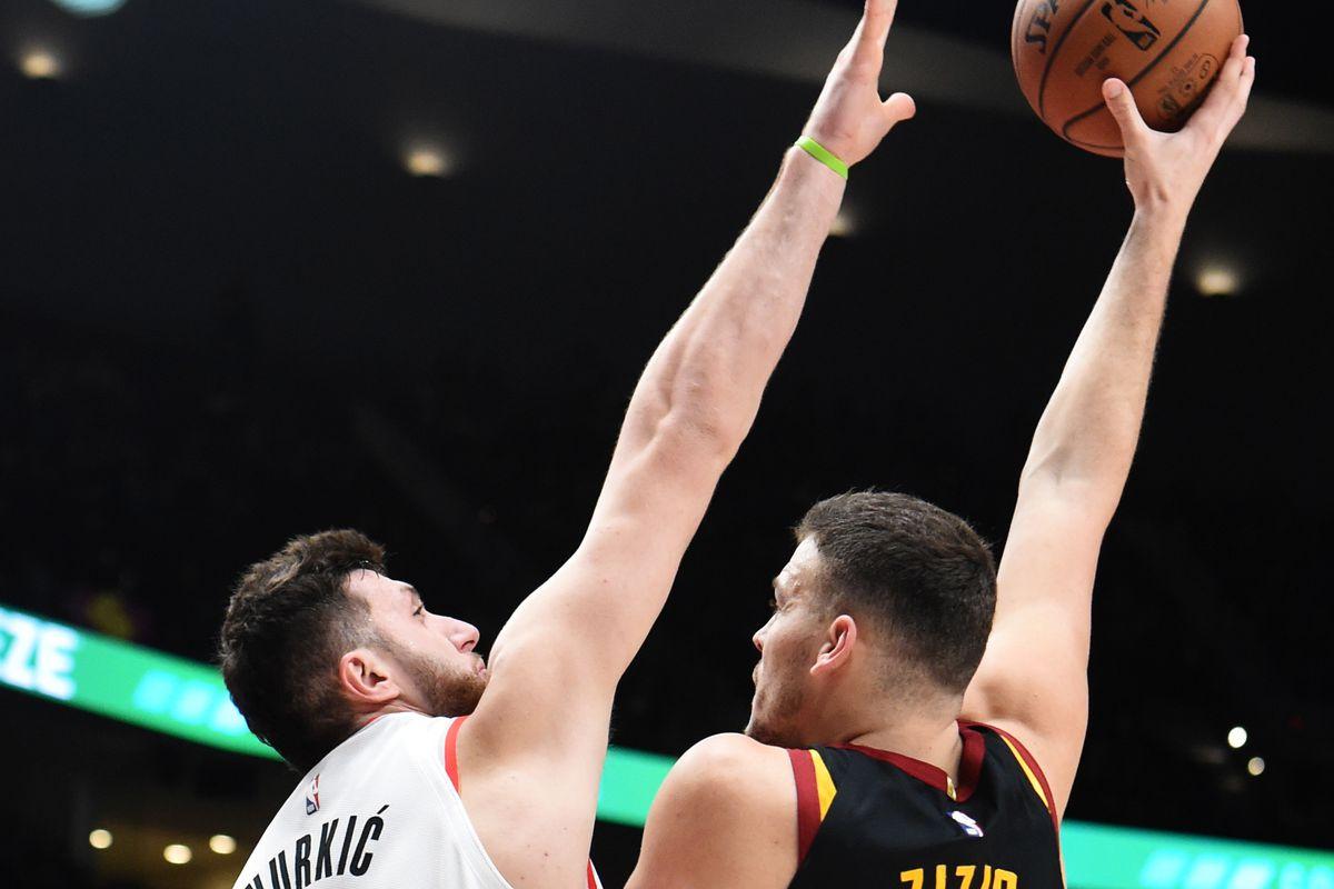 NBA: Cleveland Cavaliers at Portland Trail Blazers