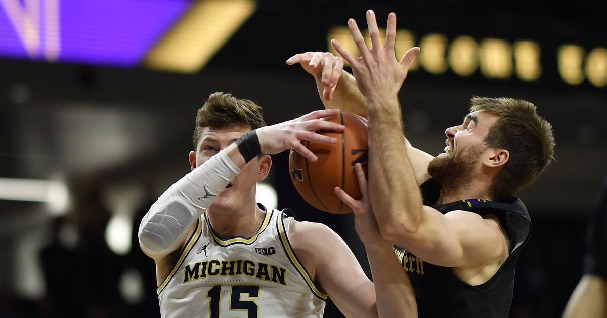 Rapid Reaction: 'Cats fall to Michigan 79-54 as losing streak climbs to 8 games