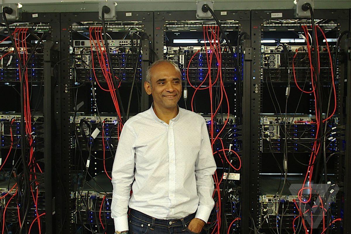Aereo CEO Chet Kanojia.