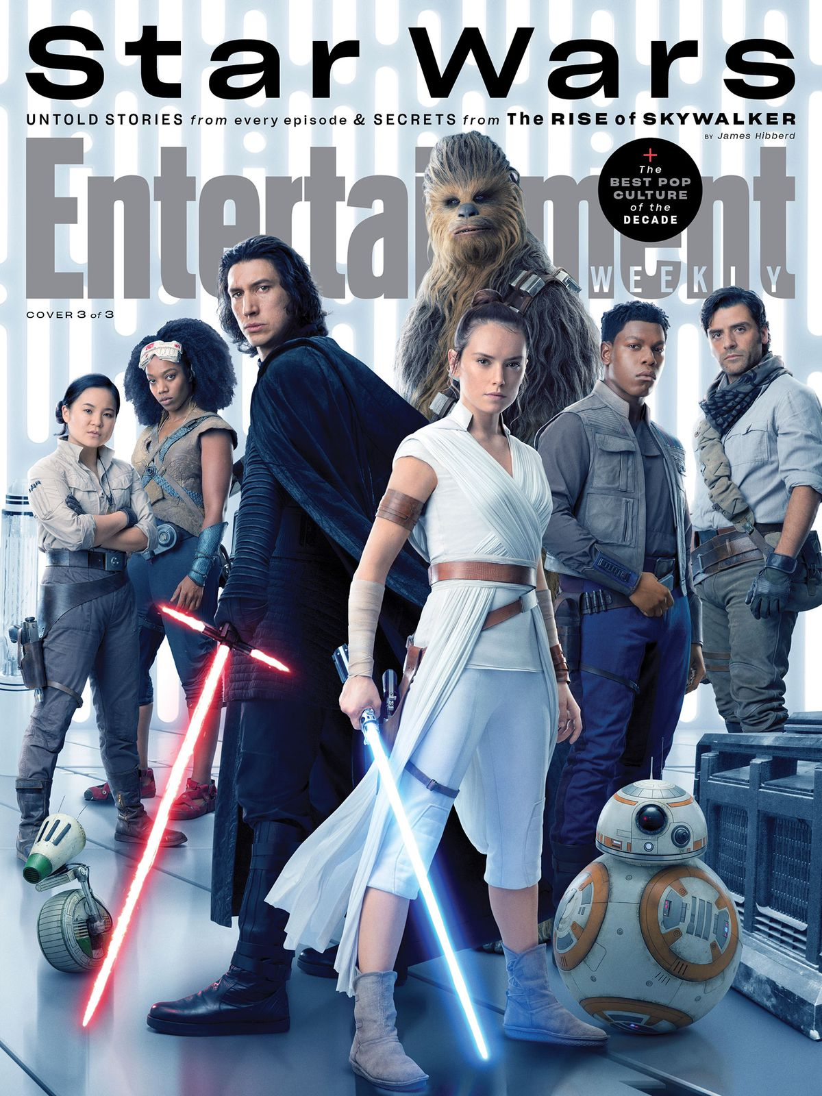 Star Wars The Rise Of Skywalker See The Exclusive Entertainment Weekly Covers Deseret News
