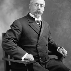 William Spry, Utah's third governor, 1909 - 1917.