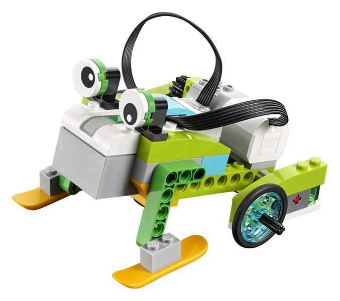 Lego's classroom robotics kit goes wireless - The Verge