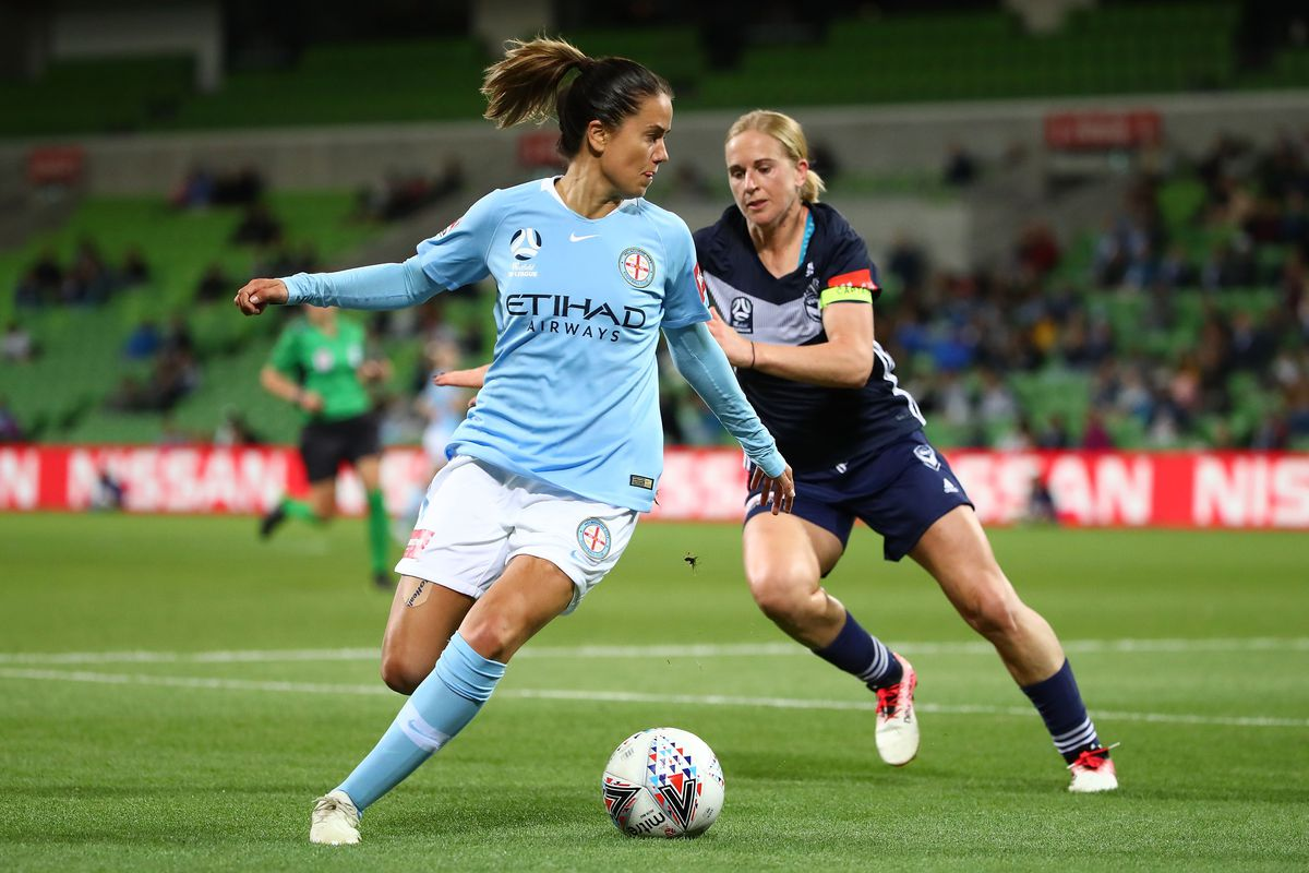 W-League Rd 3 - Mebourne City v Melbourne Victory