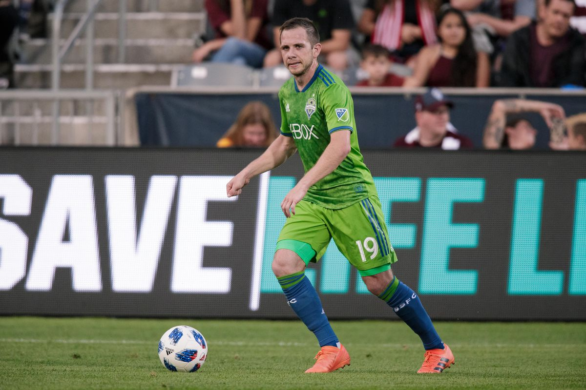 MLS:在科罗拉多急流西雅图海湾