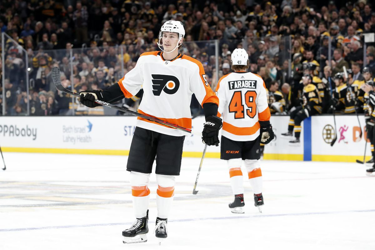 NHL: NOV 10 Flyers at Bruins