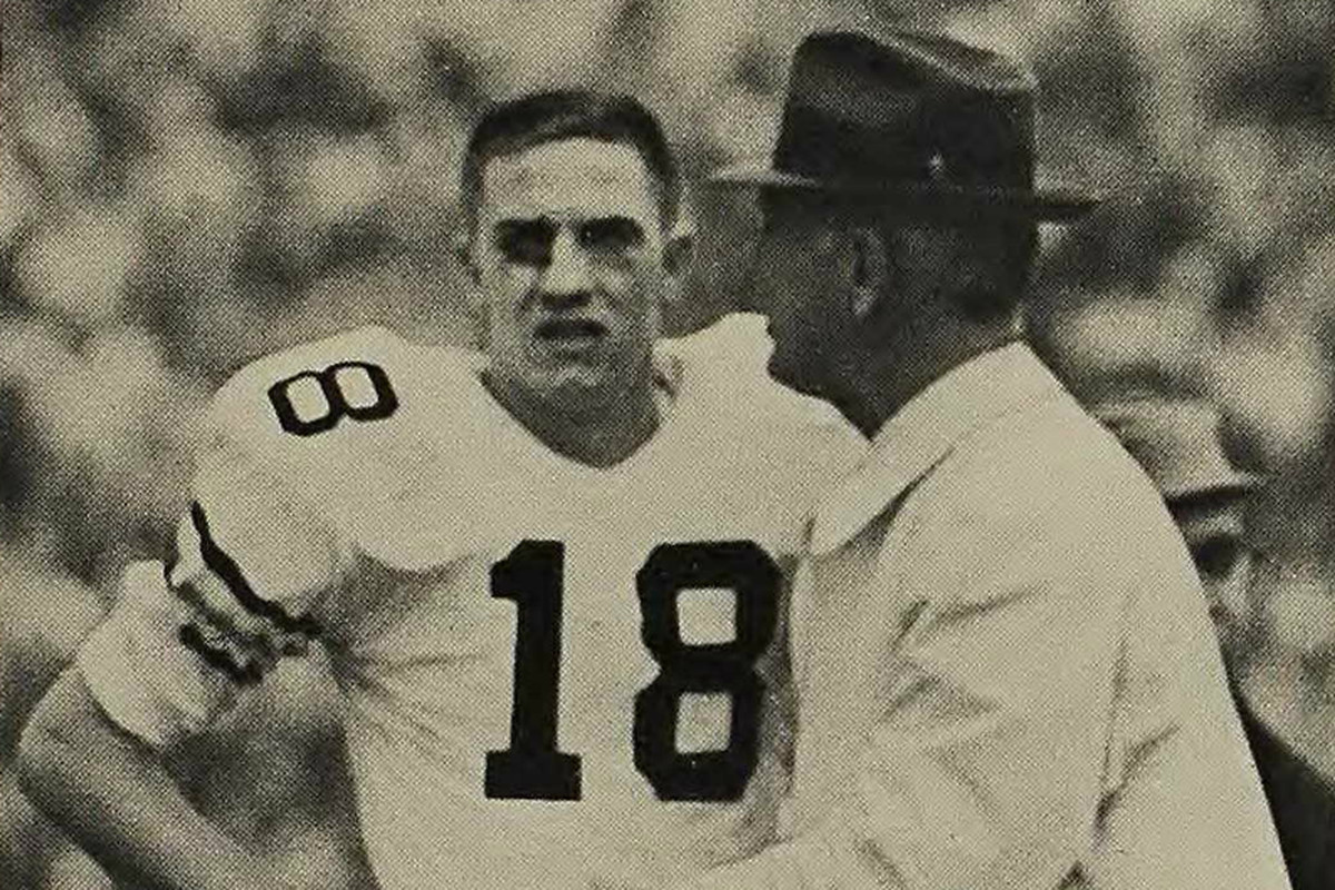 Mr. Everything and the great Coach Bobby Dodd