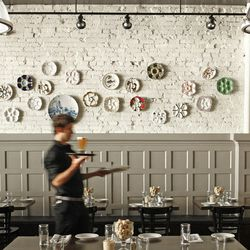 The Oyster House: A true Philly classic, The Oyster House has regained some of it's old school charm when the Mink family took it over again. White-washed walls and a massive oyster bar as the center piece takes you away from the truly dirty Sansom Street