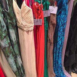 Sample dresses, $20