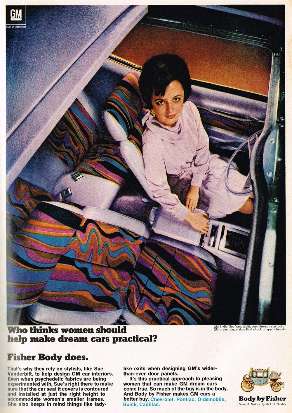 GM ad, 1969.