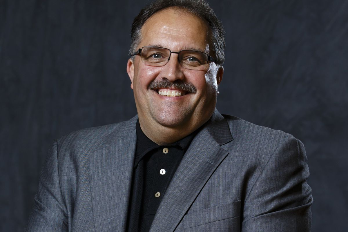 the pistons leader is and must be stan van gundy detroit