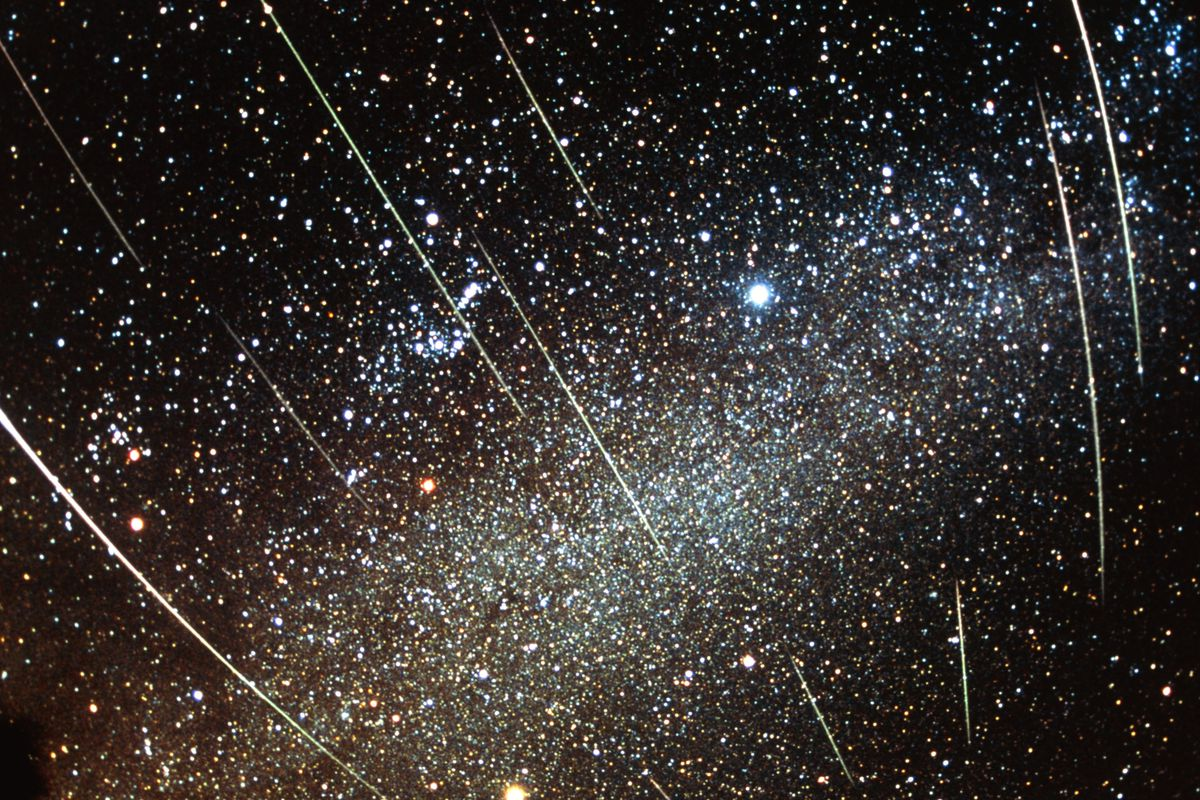The Leonid Meteor Shower Lights Up The Sky Tonight Here S How To Watch Vox