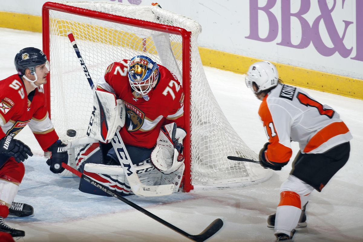 NHL: NOV 19 Flyers at Panthers