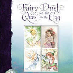 """Gail Carson Levine's new book is """"Fairy Dust and the Quest for the Egg."""" Levine is also the author of """"Ella Enchanted,"""" which was made into a movie."""