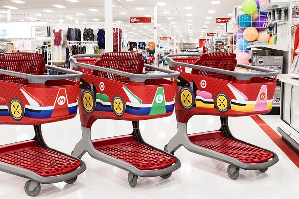 Target is playing a dangerous game by turning shopping carts