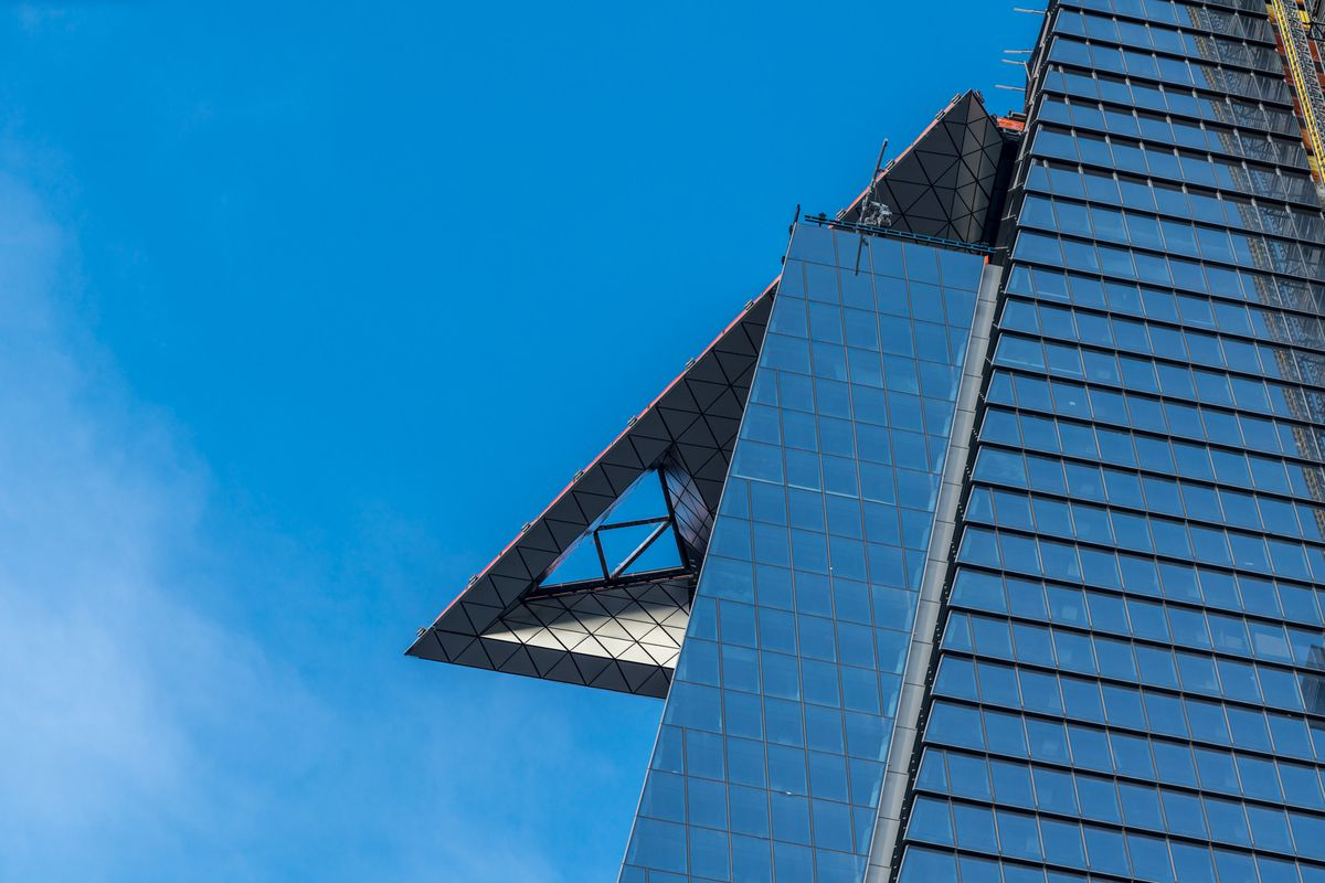 Hudson Yards wants to become NYC's next great neighborhood - Curbed NY