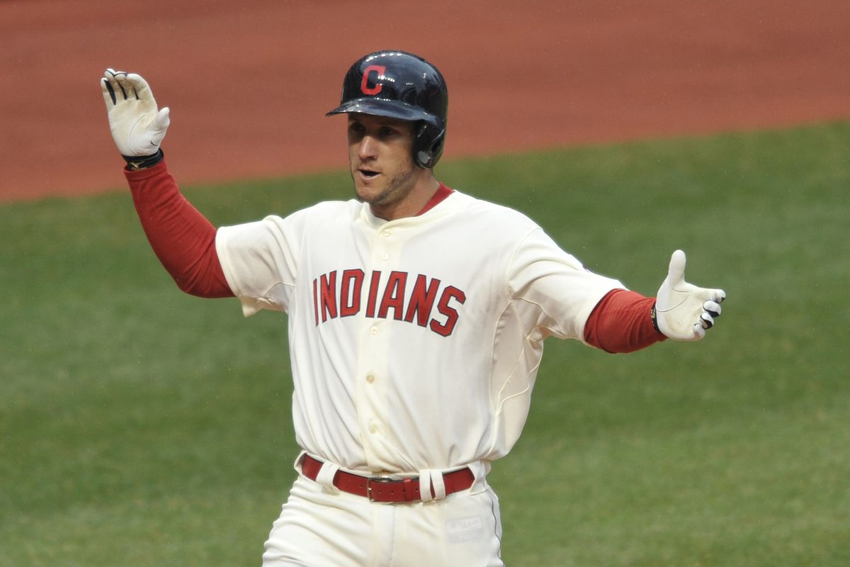 Yan Gomes is in the lineup again today.